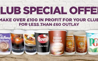 Hot Drinks Online – Club Special Offer